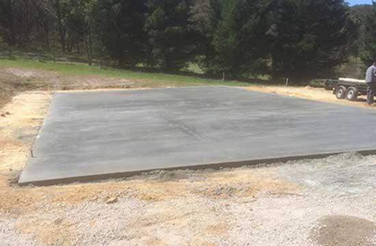 Concreting Ballarat RJ Davey
